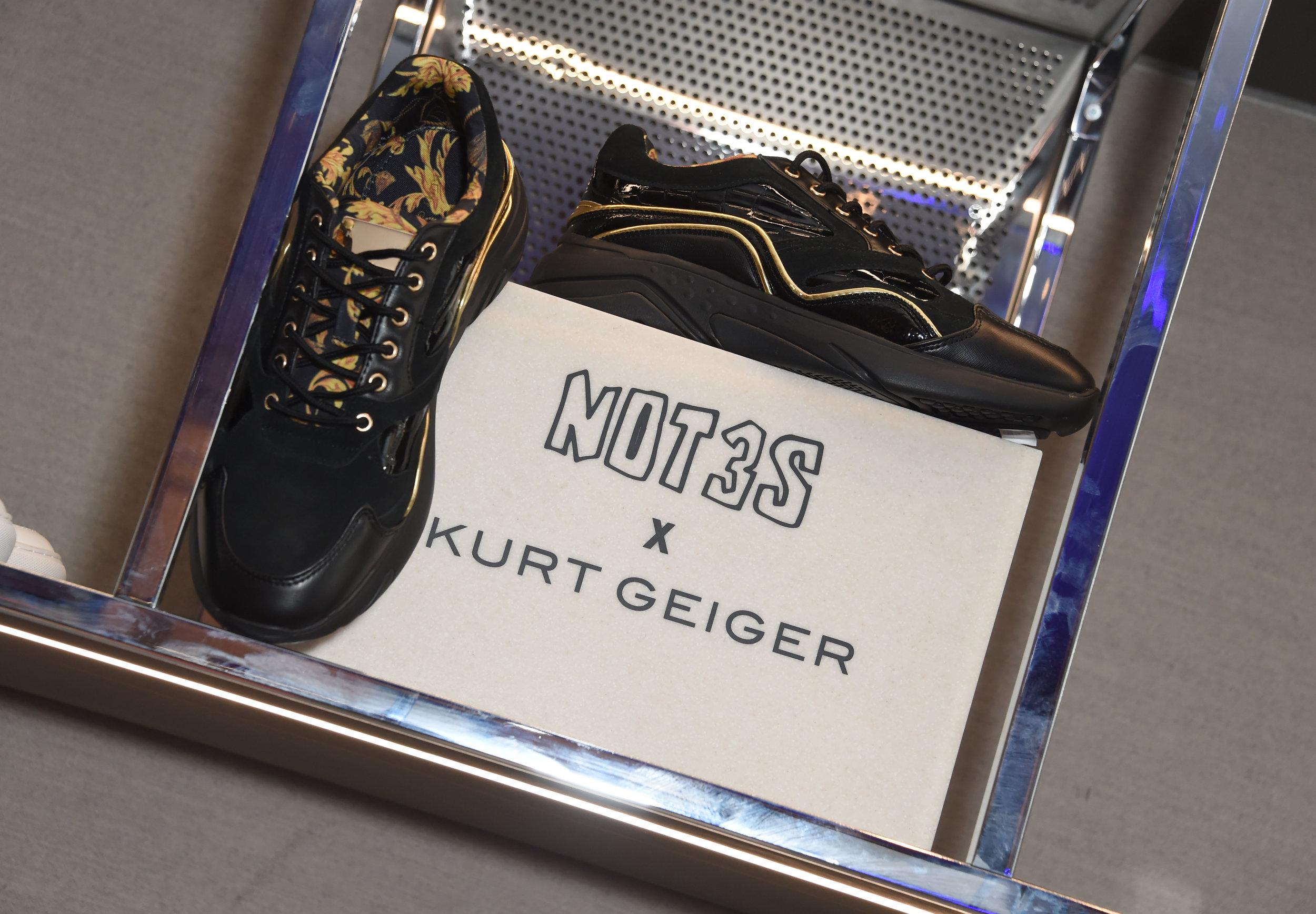 Streatham Sneakers from Kurt Geiger London