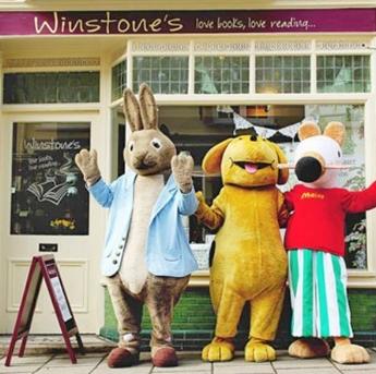 Winstone's Books Sherborne