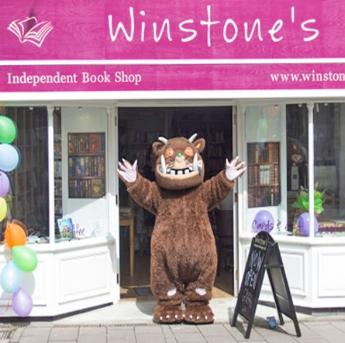 Winstone's Books Sidmouth