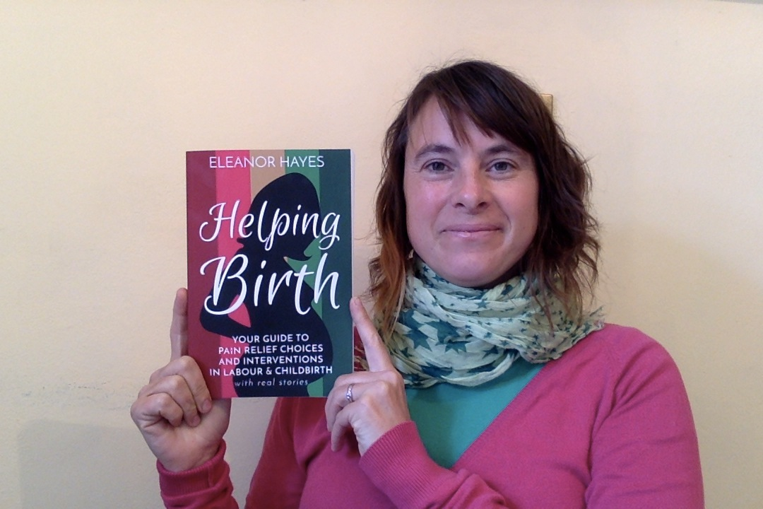 """ This is an absolutely fantastic resource that should be read by every pregnant couple, as being informed is the key to having a positive birth."""