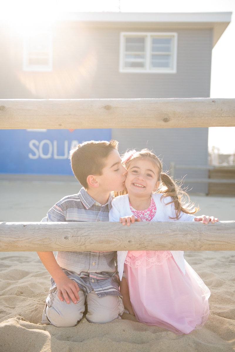 Cranford NJ family beach photography