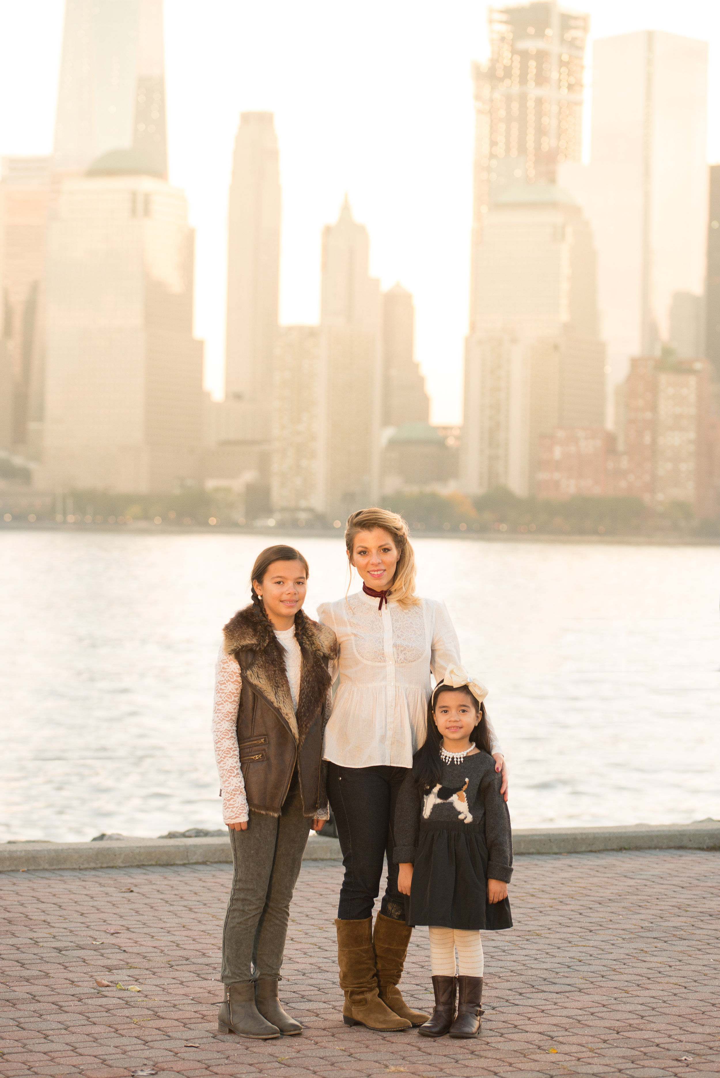 Jersey city family photography