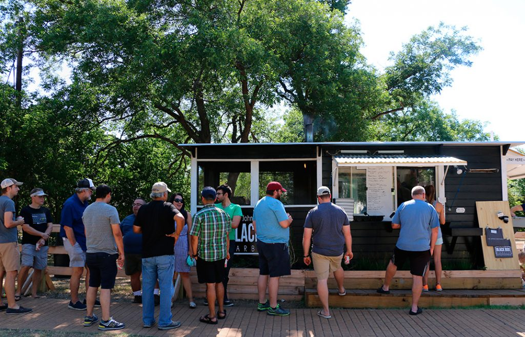 Texas BBQ Posse    July 2017