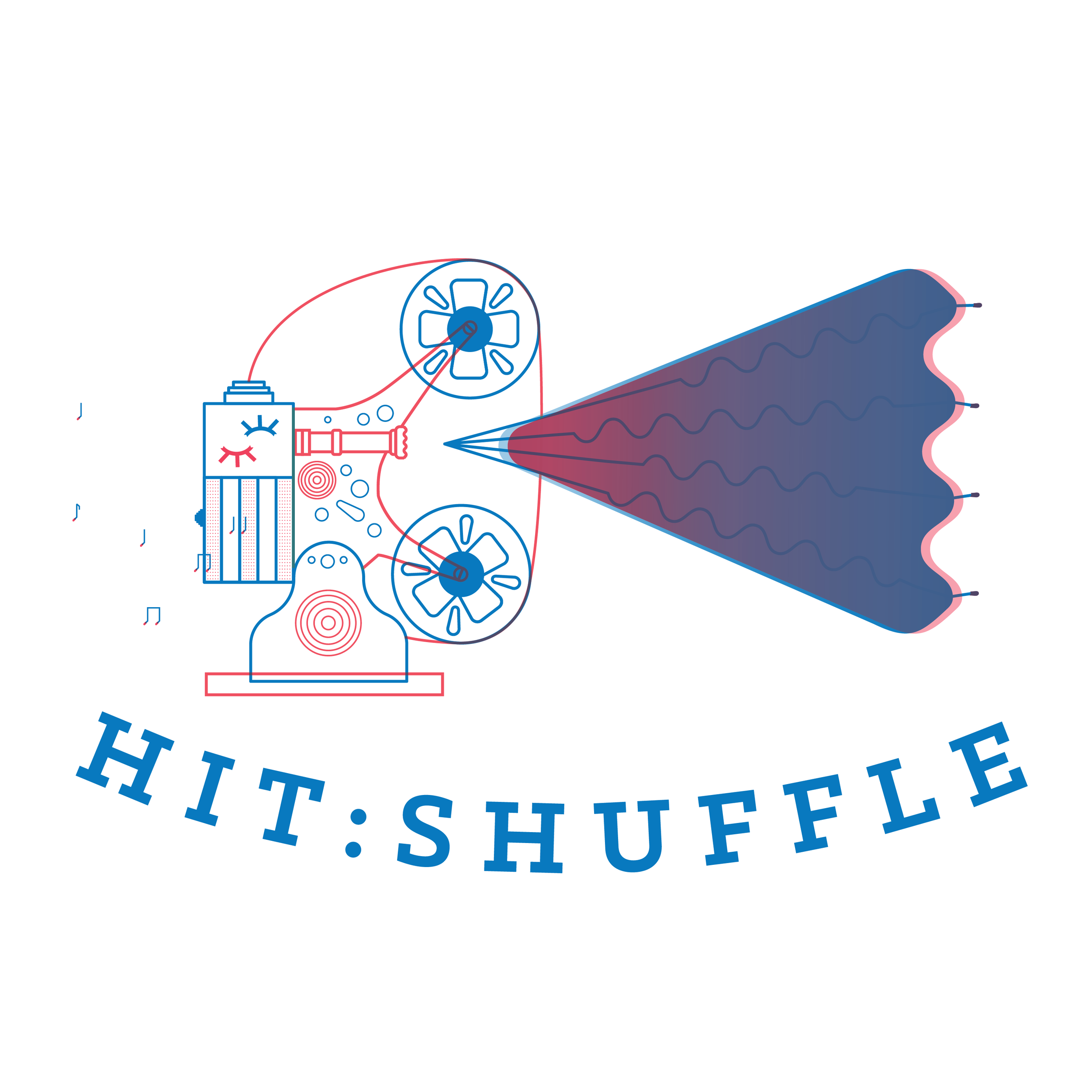 BUY TICKETS - DATE /FireBelly Curates: Hit:Shuffle: An amalgam of the enormous breadth of artistic talent in Omaha, Hit:Shuffle pairs artists of every medium with local bands and projectionists to create a one-of-a-kind experience that brings the creators of Omaha together for a unique delving into freestyle collaboration. #hitshuffle