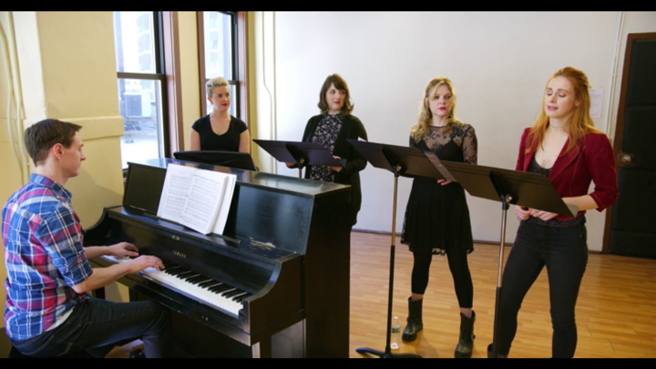 Video Featuring: Betsy Struxness, Jacque Carnahan, Jillian Louis, Teal Wicks