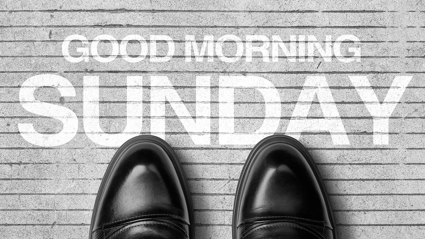 Sunday Morning Worship Service -