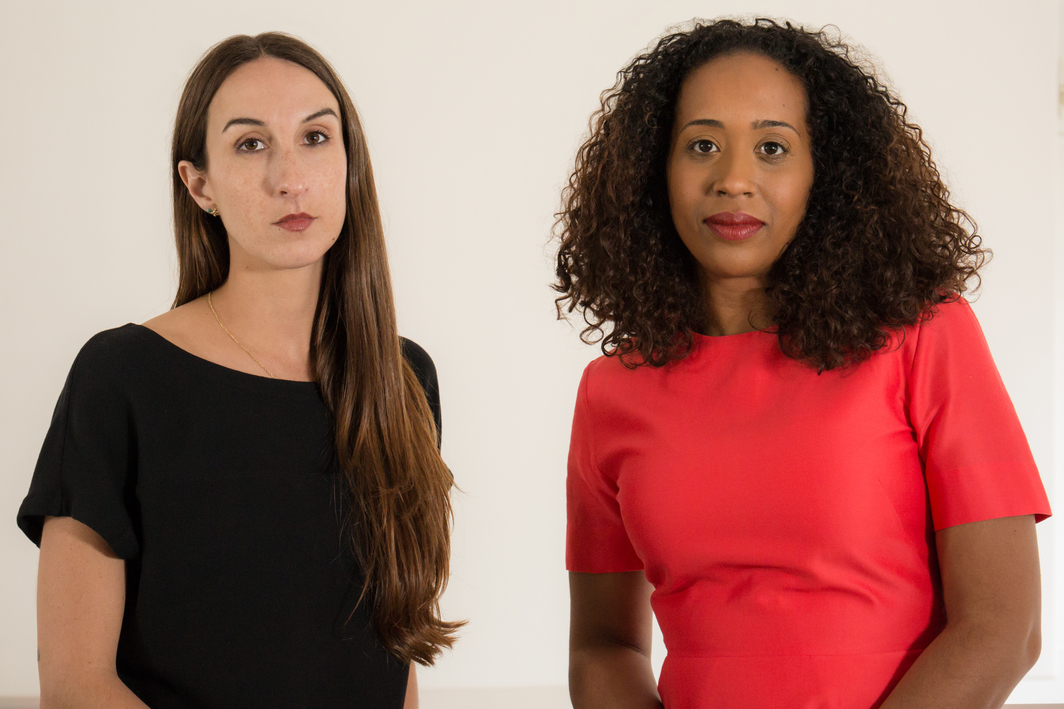 Meet Our P.5 Artistic Directors - Naima J. Keith and Diana Nawi