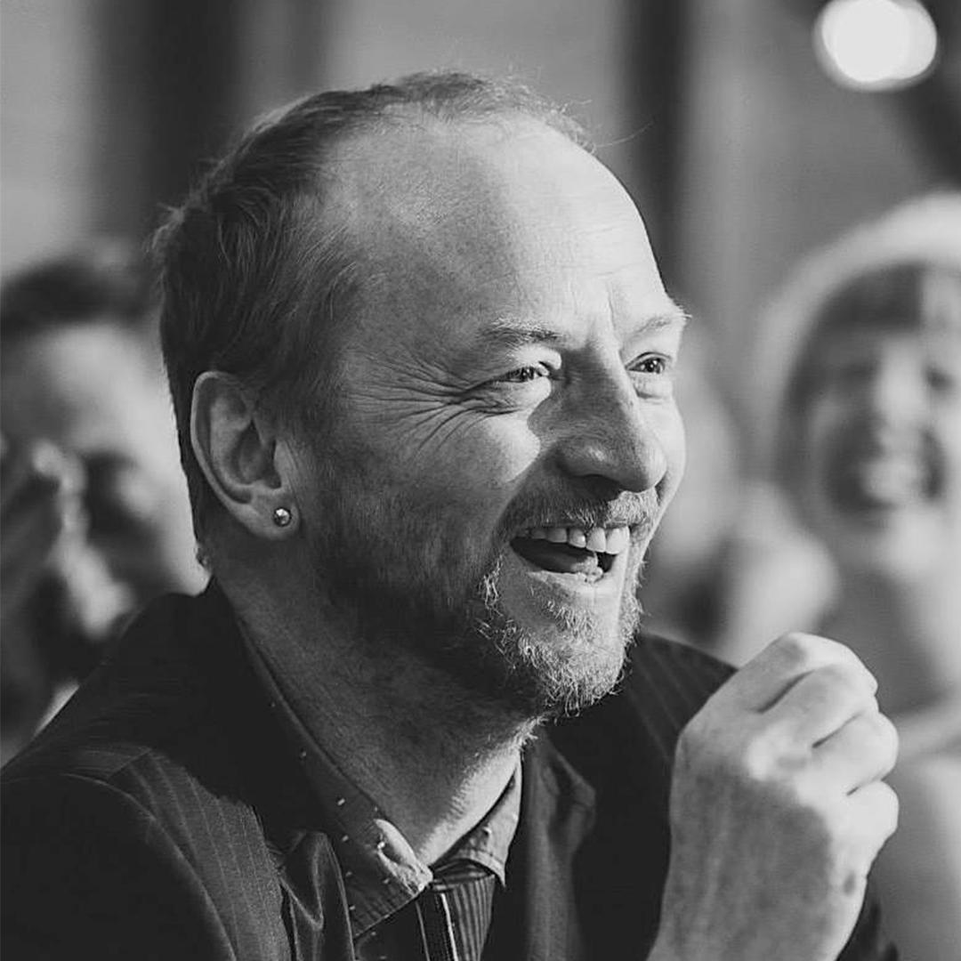 Chris Pirie - Artistic Director, Designer, Performer
