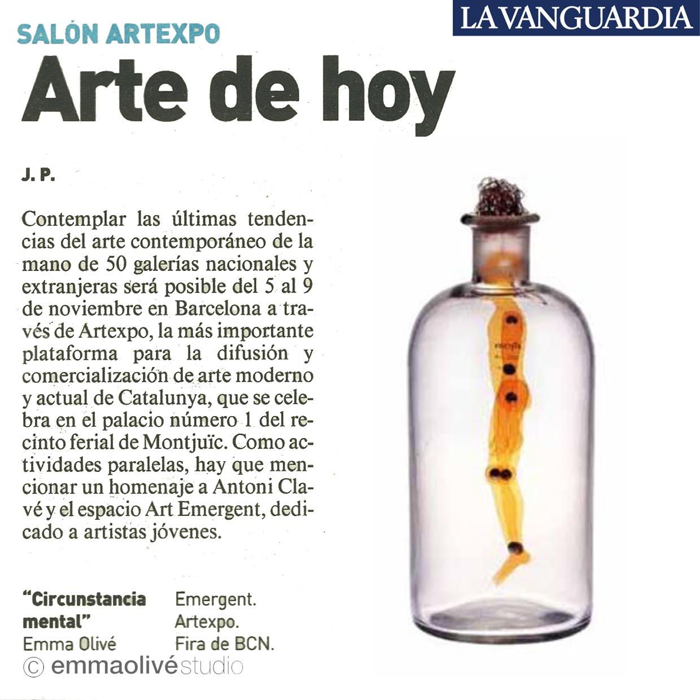 La Vanguardia - Mentas Circumstances