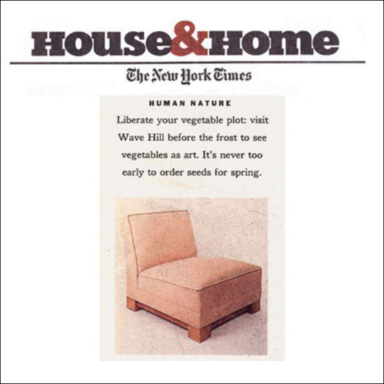 New York Time - Butaca Ralph Lauren Home
