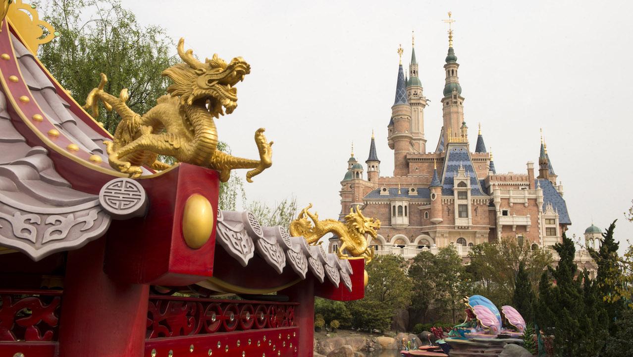 Shanghai Disneyland Resort