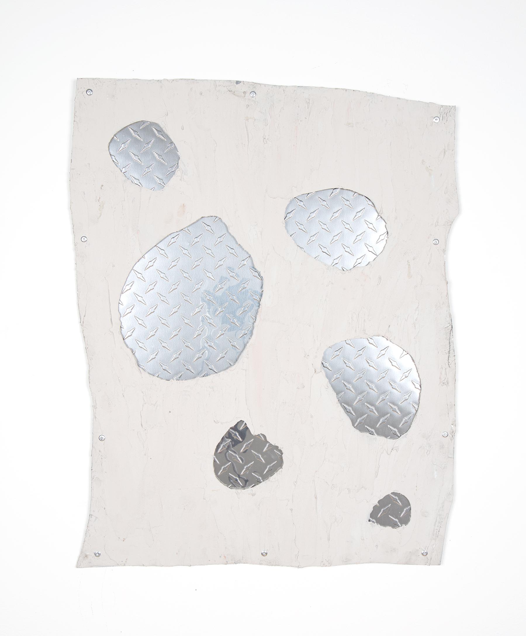 Revealed  aluminum, diamond plate aluminum, car filler
