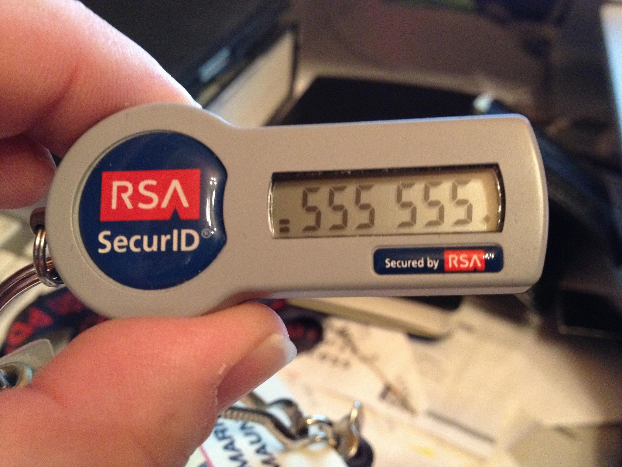 2011 RSA hack