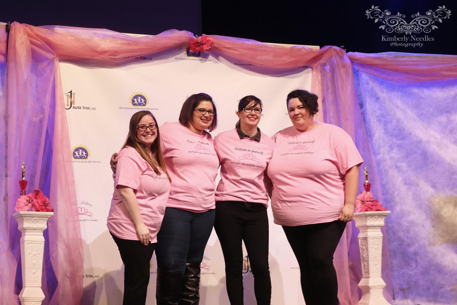 Miss Abilities Organization Board of Directors at Miss Abilities 2018