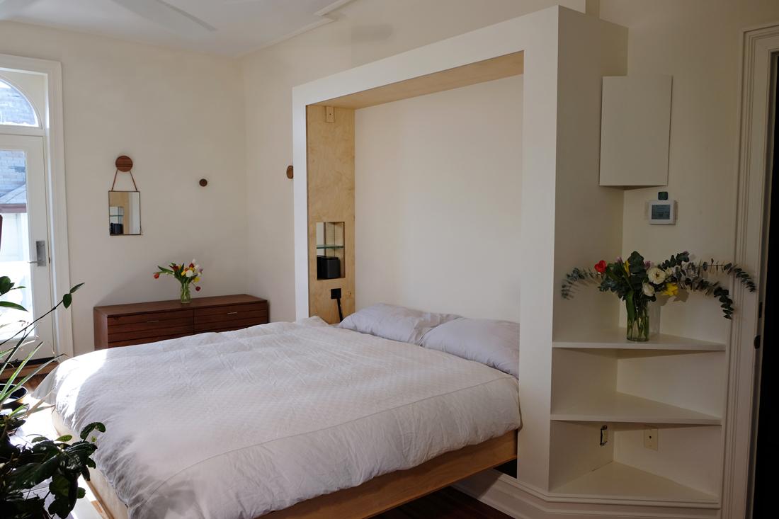 The Master Bedroom, The Castle, Rockaway
