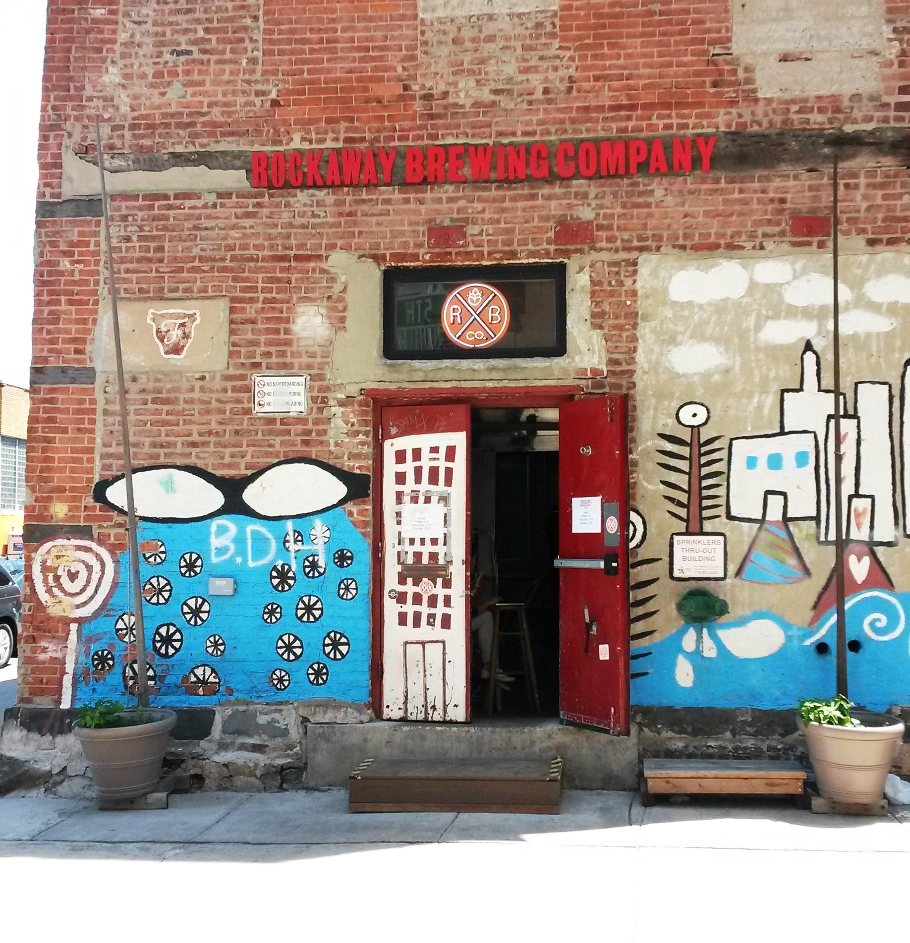 The Castle Rockaway_Rockaway Brewery