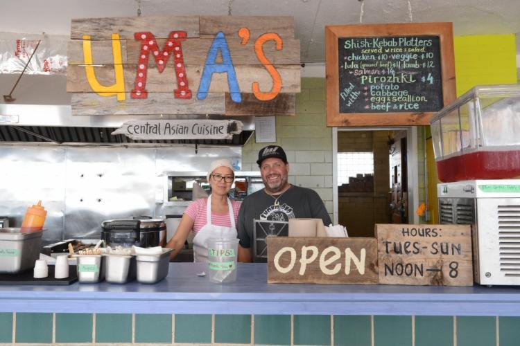 UMA's