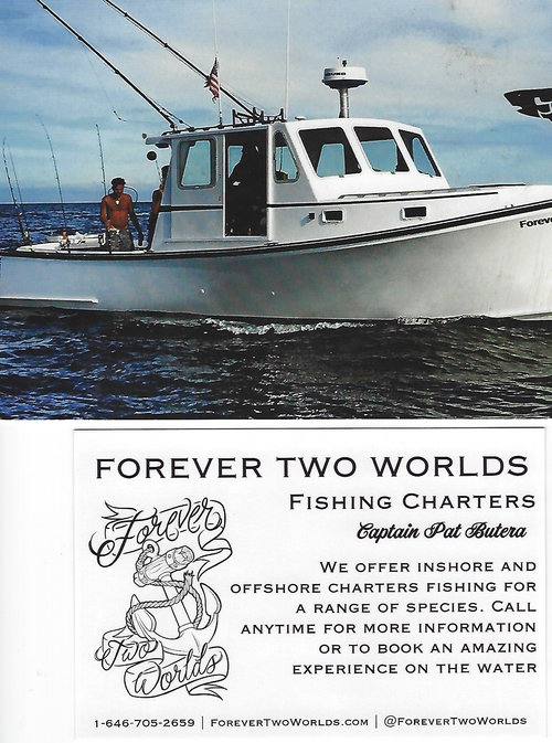 Forever 2 Worlds Fishing Charters