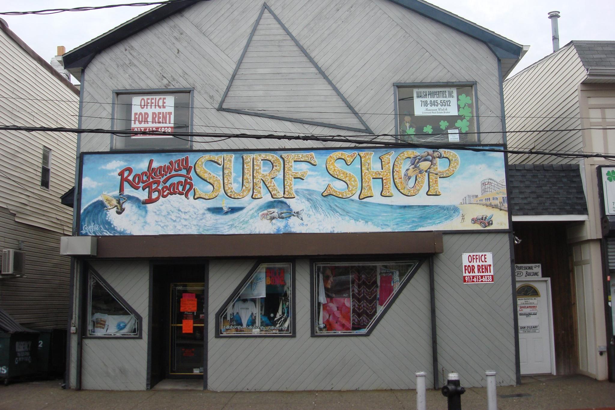 Rockaway Beach Surf Shop
