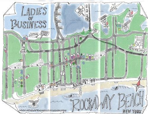 Ladies of Business Rockaway