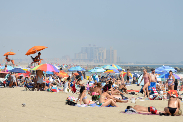 """I'm Embarrassed I've Never Gone to the Rockaways"""