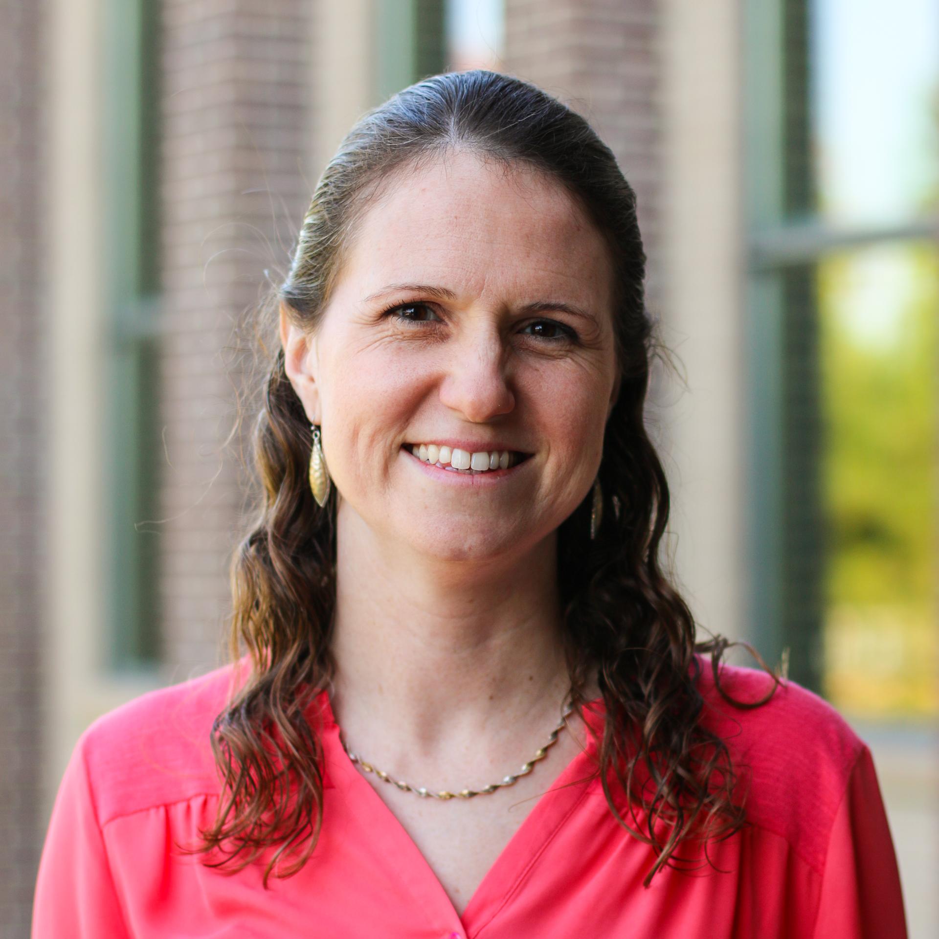 Suzanne Dovel - Children's Choir & Handbell Choir Director