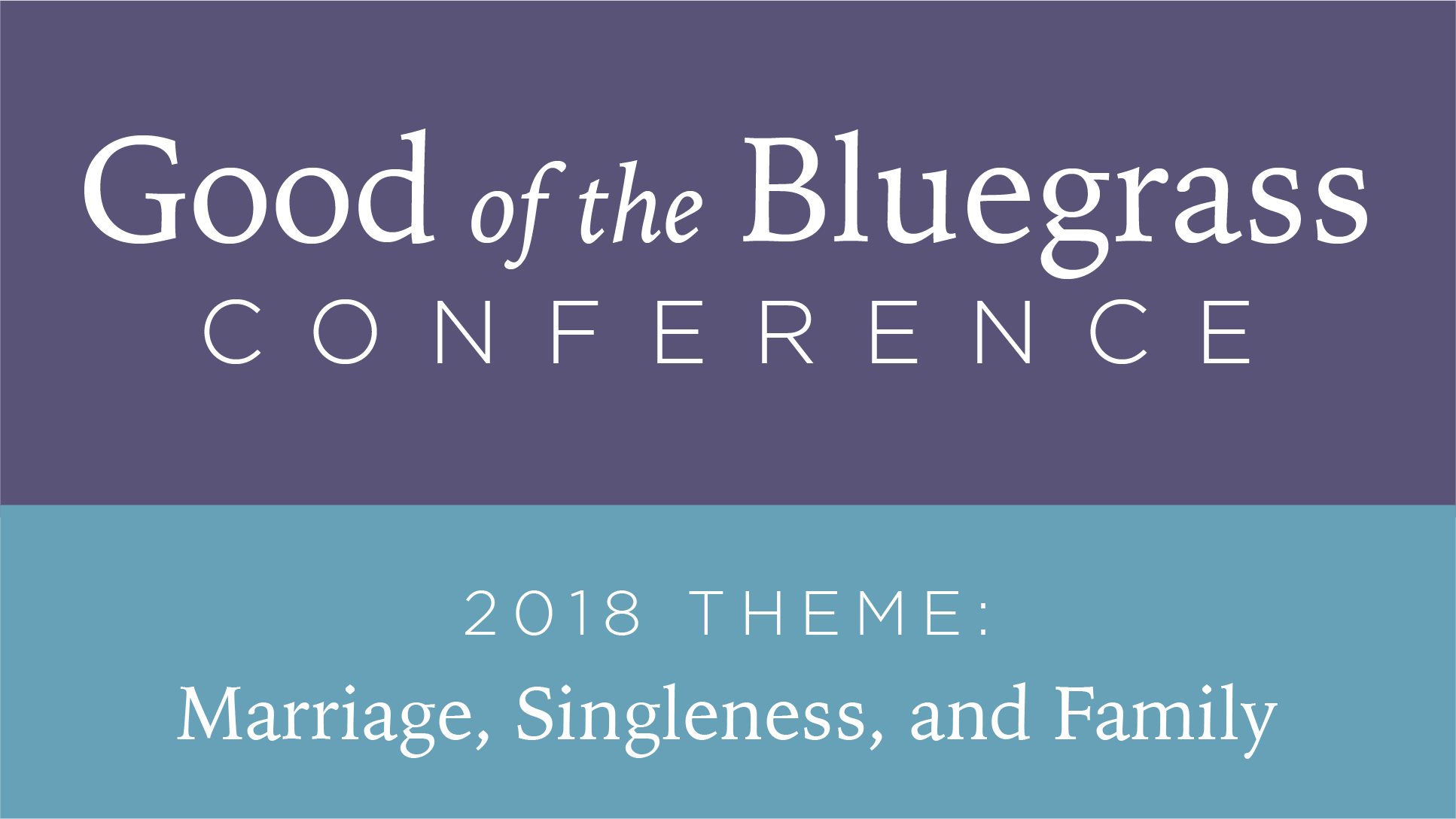 Good of the Bluegrass Conference - Listen to the audio from this year's sessions & seminars.