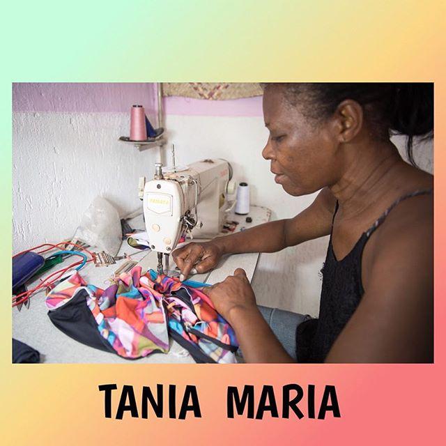 By Zahira • • • ▸ Brasil 🇧🇷 . Já são 6 anos trabalhando em conjunto. O amor pela costura é capaz de unir as melhores equipes. Trabalhar com determinação? Esse é o nosso lema. ByZahira: feita por pessoas fortes e para mulheres fortes. Fotógrafo @jason.baumann .  #moda #carioca #slowfashion #fashiondesign #amor #historia #costureira #modaconsciente #liberdade #conscientizese #mulher #phenomenalwoman #byzahira #power #love #strength #selflove #selfreflection #selfrespect #selfworth #selfowned #selfmade .