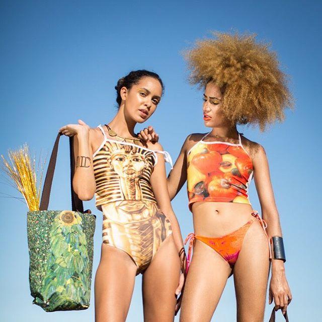 By Zahira • • • ▸ Brasil 🇧🇷 .  Fotógrafo @jason.baumann . Modelos maravilhosas @tatianemelooficial  #moda #carioca #slowfashion #fashiondesign #amor #historia #costureira #modaconsciente #liberdade #conscientizese #mulher #phenomenalwoman #byzahira #power #love #strength #selflove #selfreflection #selfrespect #selfworth #selfowned #selfmade .