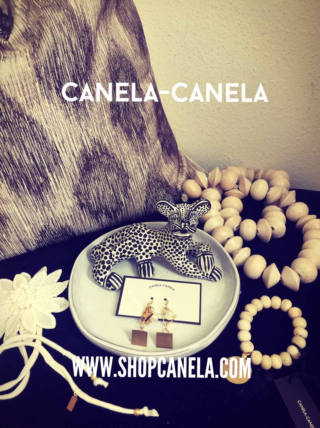 Canela - Canela Designs are one of Vibe Guide's Favorite Check out their Rentable options too!