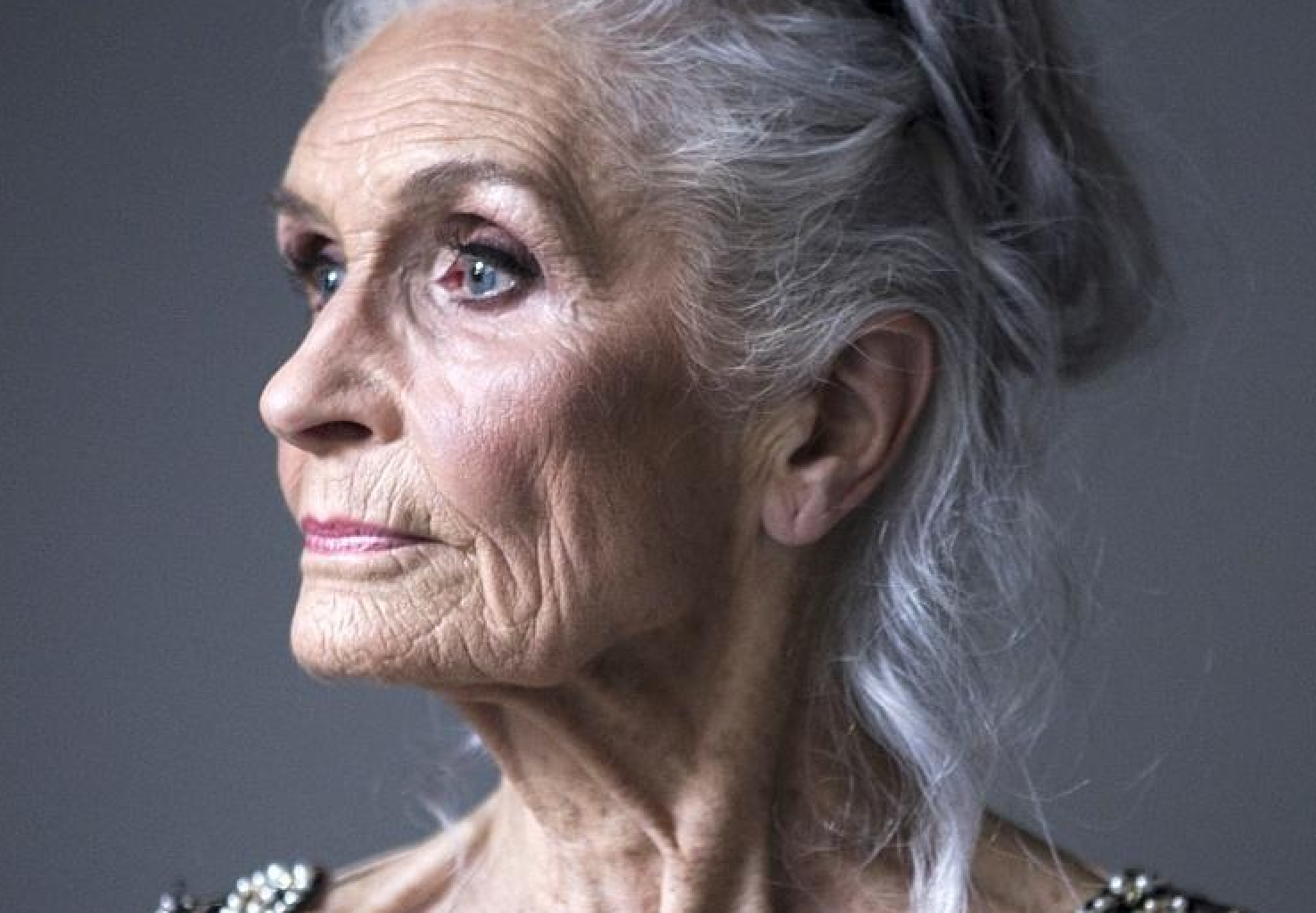 Daphne Selfe is the oldest working supermodel in the world Rosie Collins