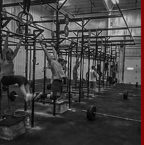OUR COMMUNITY: - At CrossFit Enhance, our staff and members alike work extremely hard to cultivate an atmosphere of hard-work, dedication, and encouragement. Whether you finish first place or last place in a workout, it does not matter. You will find your peers and coaches cheering and encouraging you to be better than yesterday. That is what we thrive on and what the CrossFit spirit is all about.