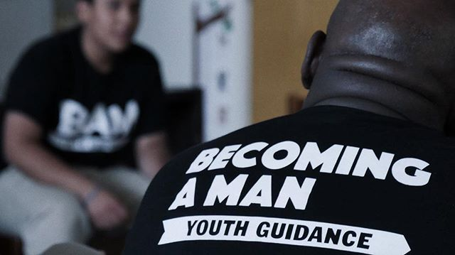 Helping young men release their inner champion. Check out @yg_chicago to find out more or check out their page on www.uomodoro.com