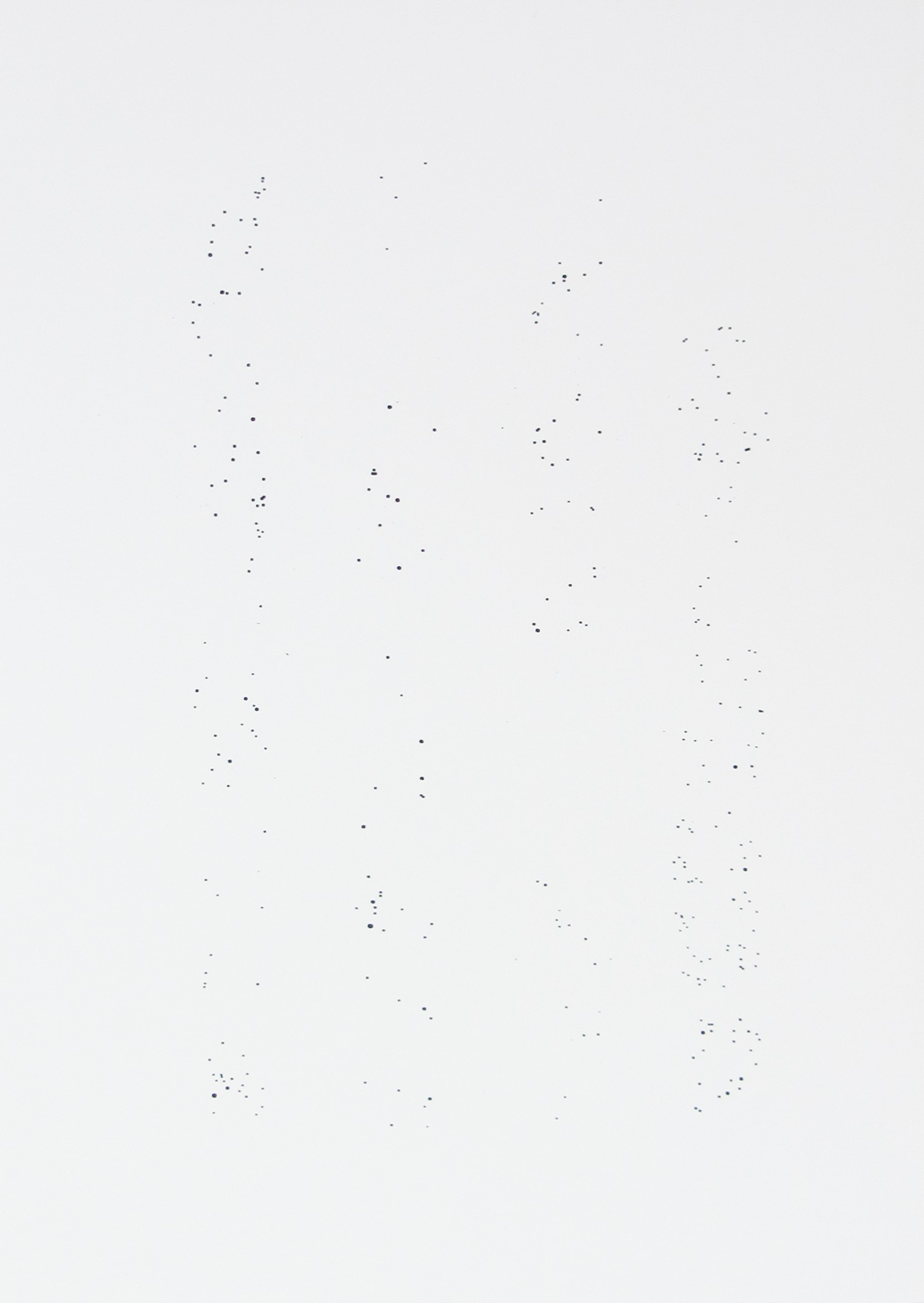 Around the Block - Chewing Gum Marks #3 (Silk screen, 36 x 25 cm).jpg