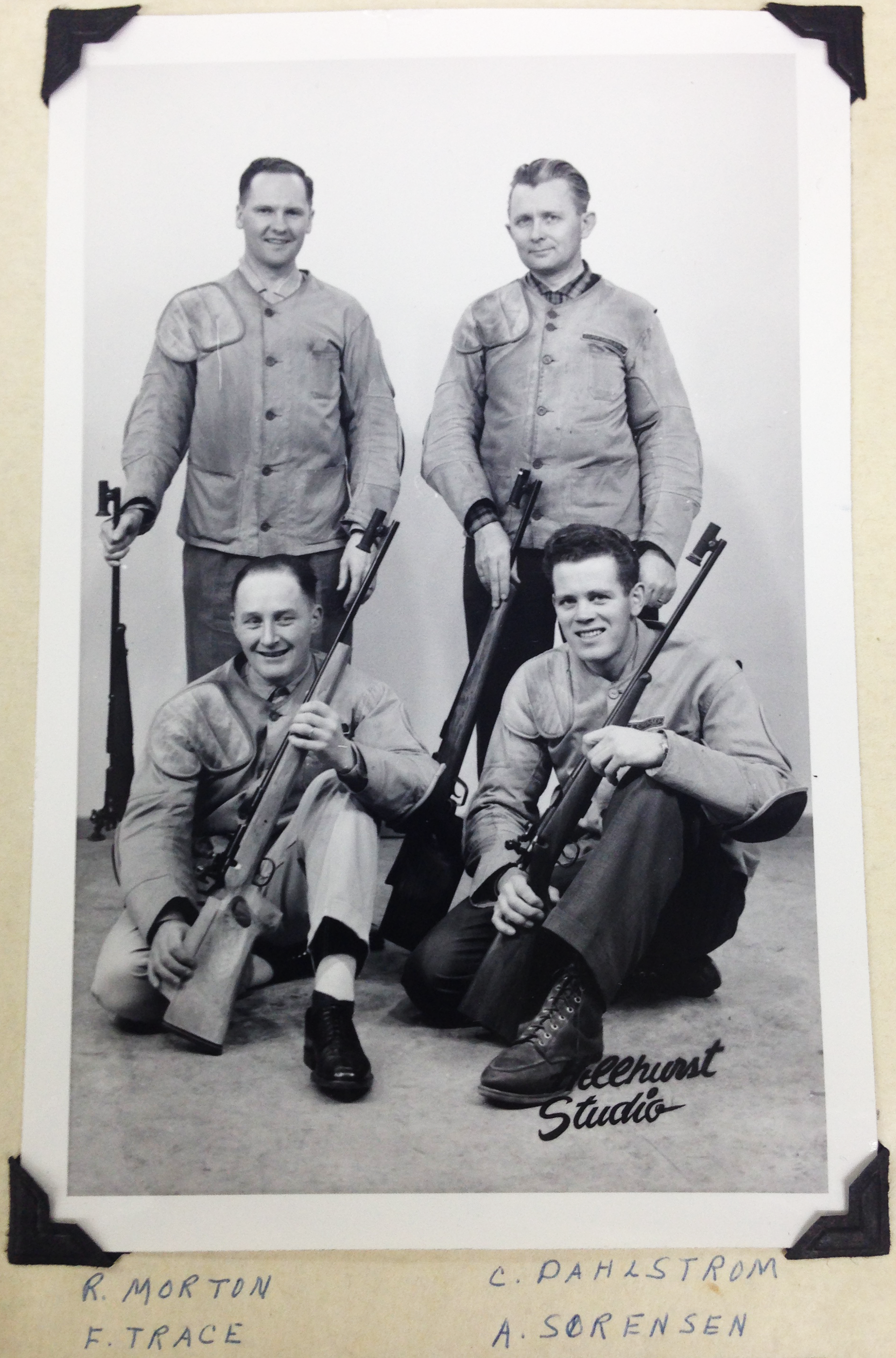 CRPC 3 Position Senior Rifle - 1960
