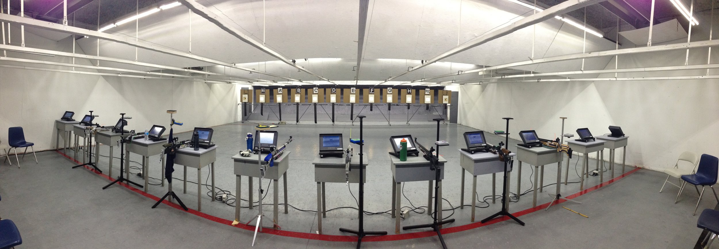 CRPC - City of Calgary Air Gun Championships - AR40 Finals - March 2017 Megalink Electronic Scoring