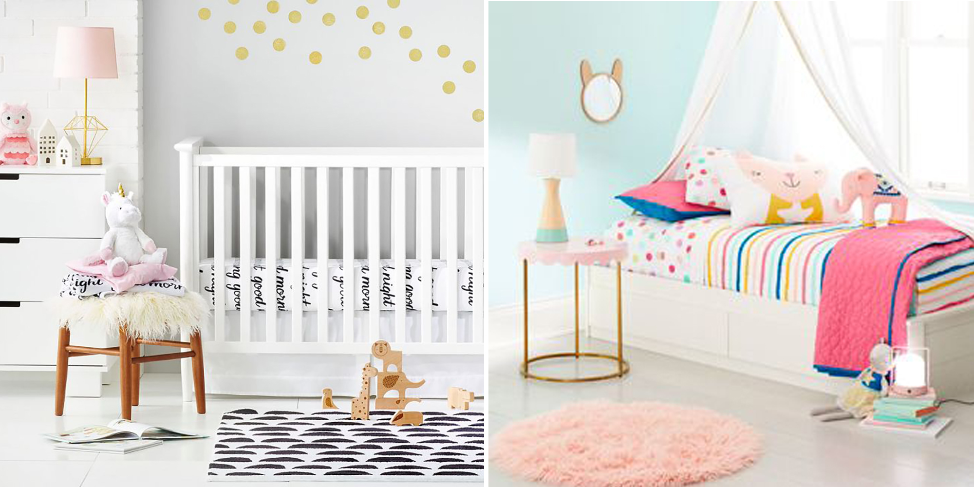 5 Kid's Decor Lines We're Loving Right Now | Design Confetti