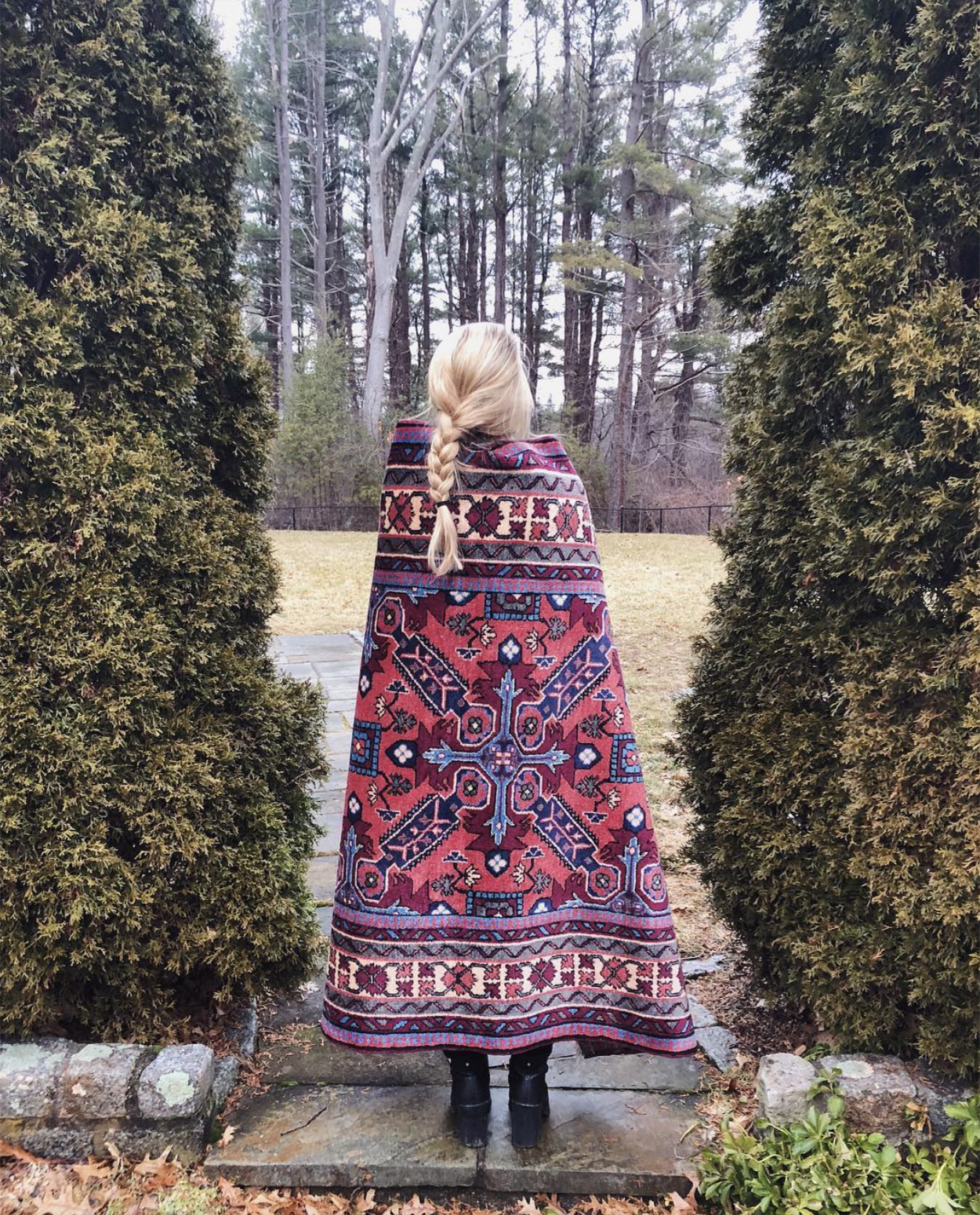 How To Vintage Rugs On Instagram