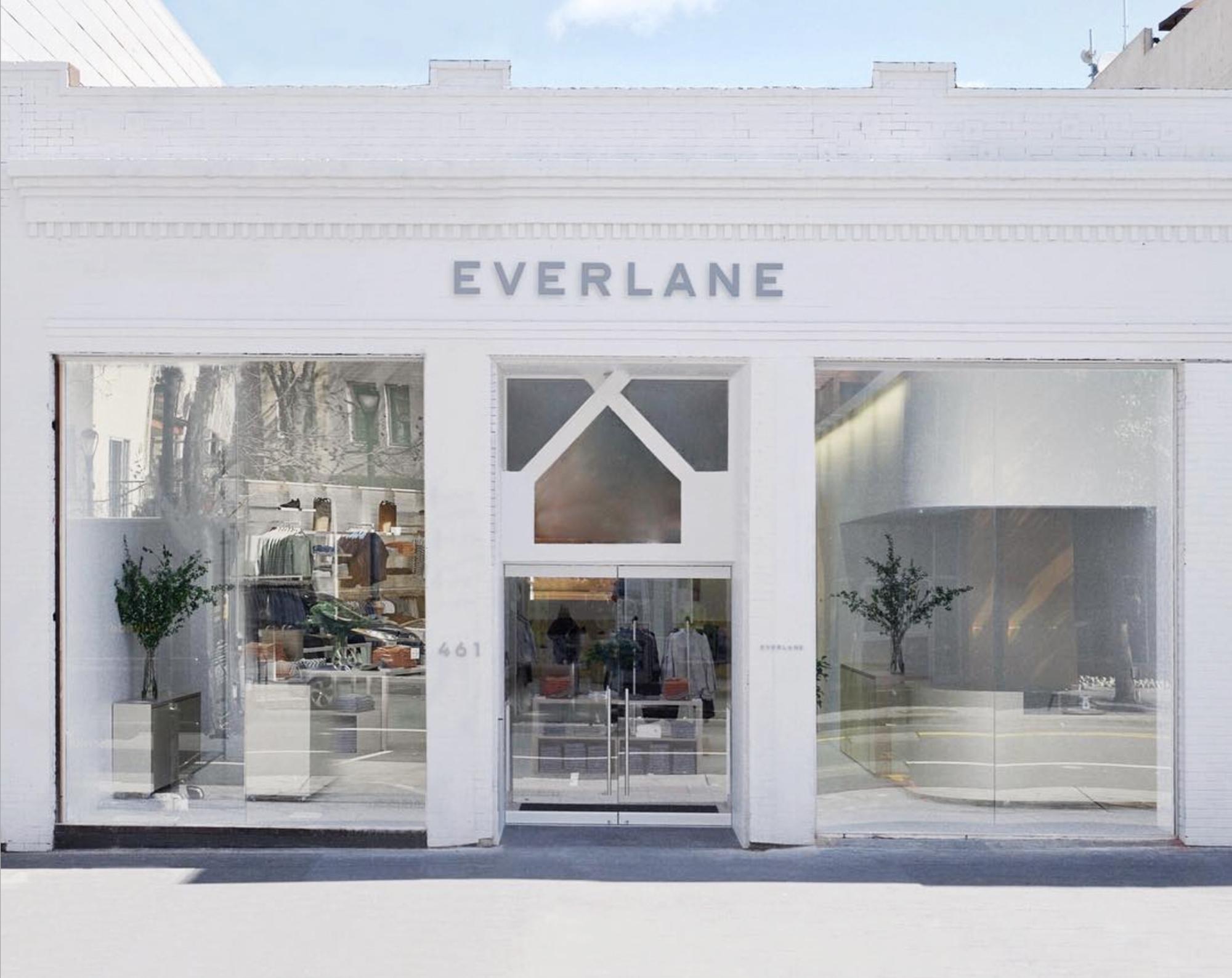 Images via  Everlane
