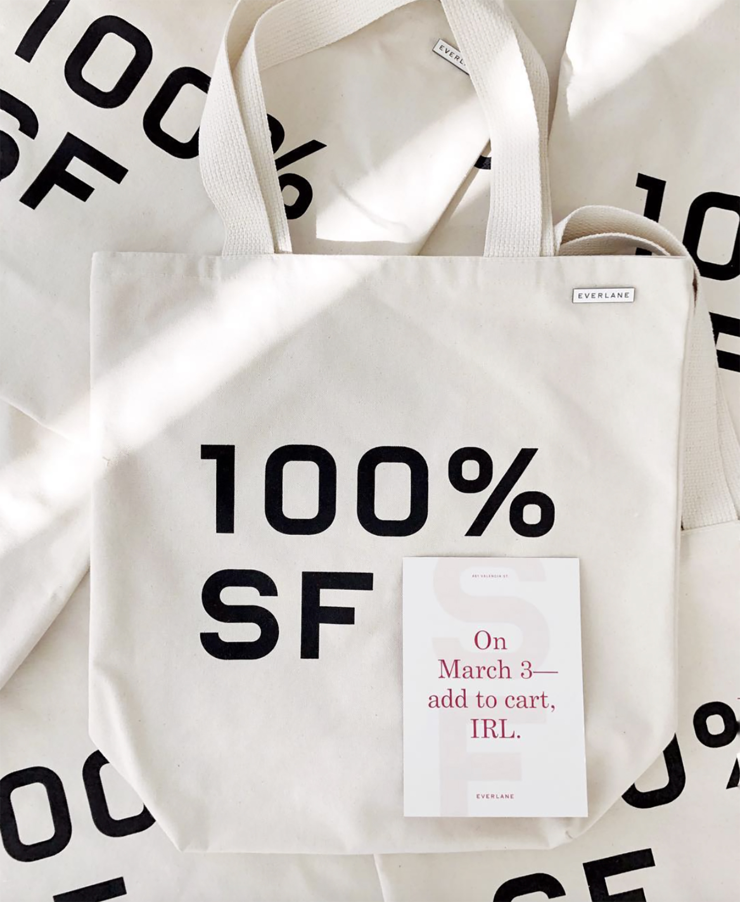 Everlane is Opening Valencia St Outpost | Design Confetti