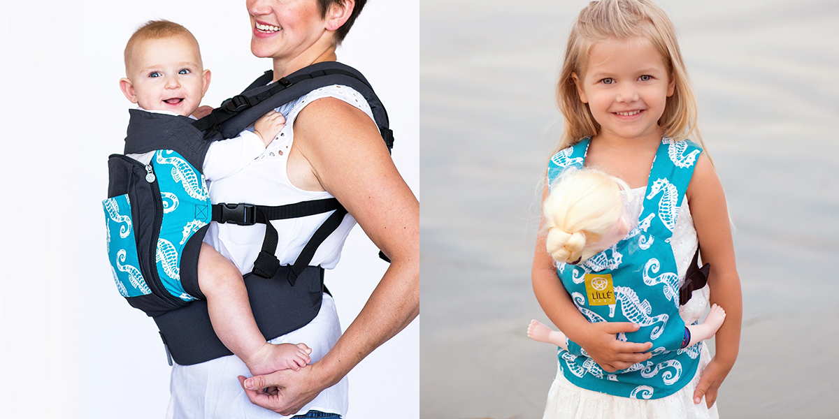 Babywearing: Mama & Little Edition | Design Confetti