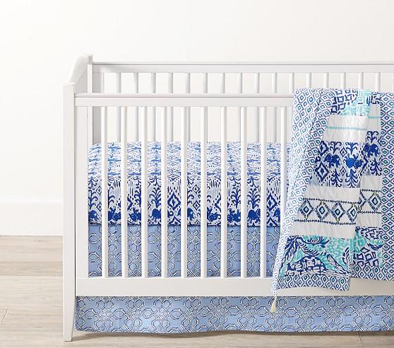Bazaar Baby Bedding, $129-$24