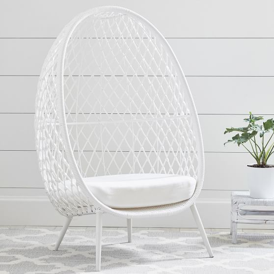 Open Weave Cave Chair, $555