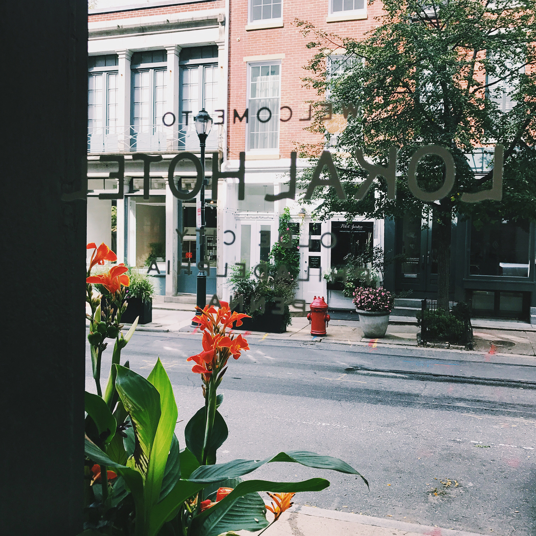 Travel: Stay Lokal in Philly