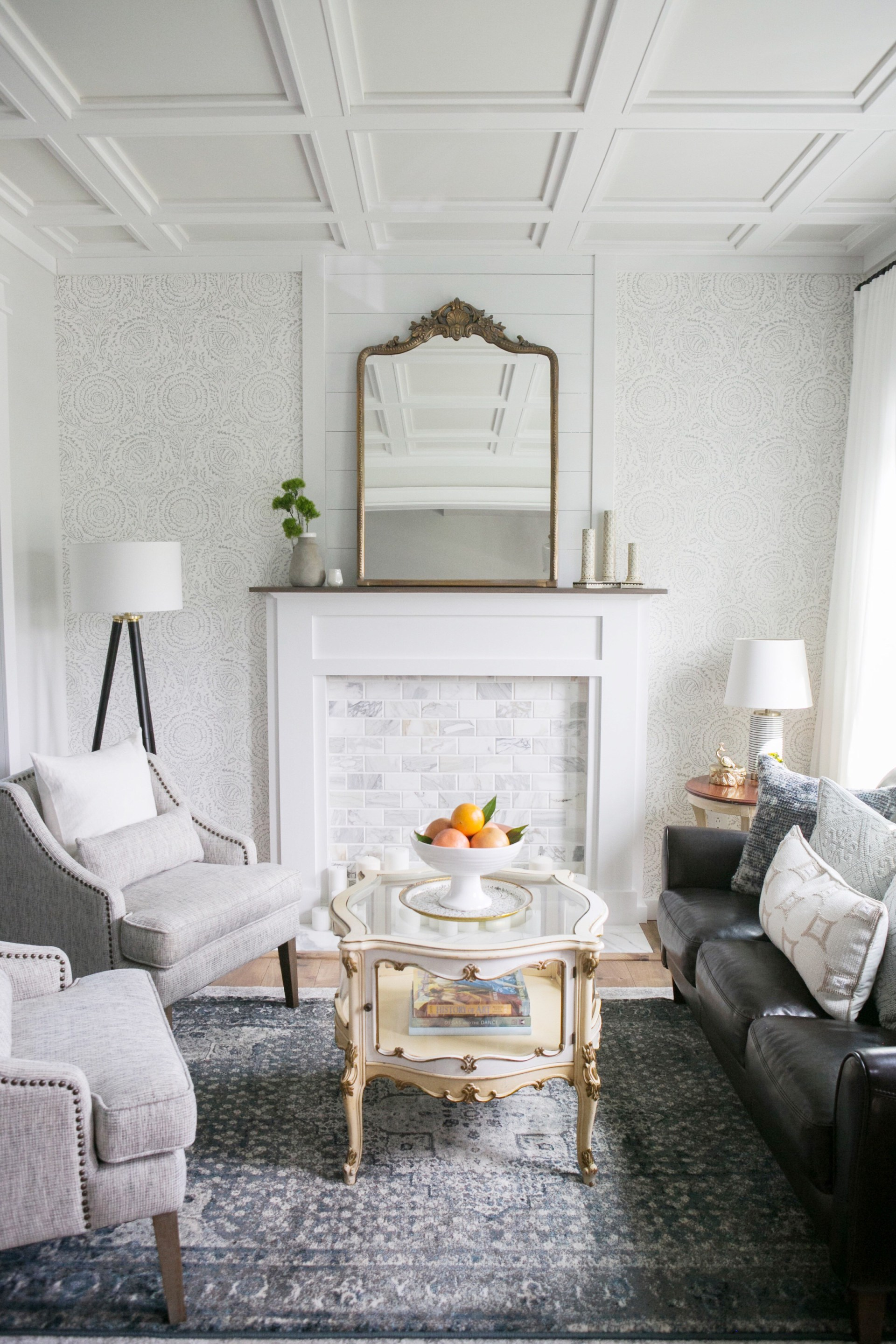 Image via  Hilltown House , Photographed by  Lauri Tripaldi Photography