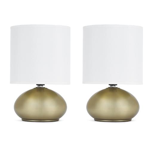 Crista Mini Accent Lamps, $47