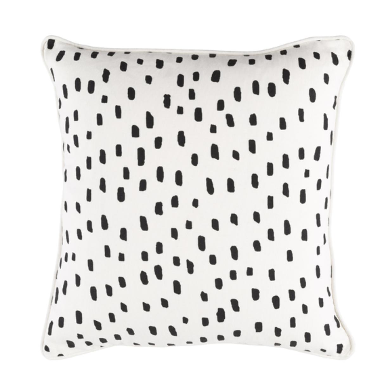 Dalmatian Pillow, $35