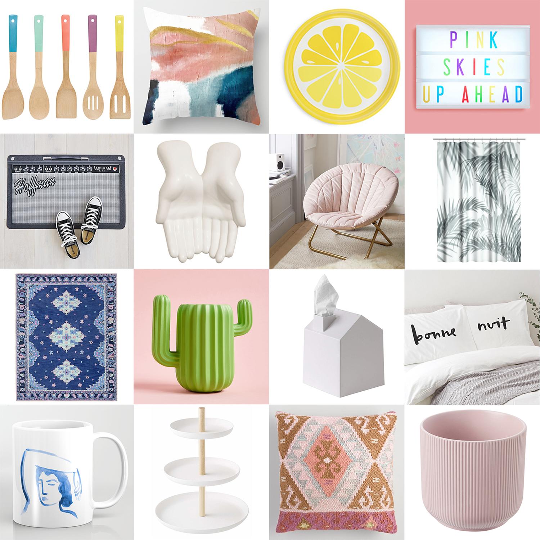 Where to Shop: 15 Sources for Dorm Room Decor | Design Confetti