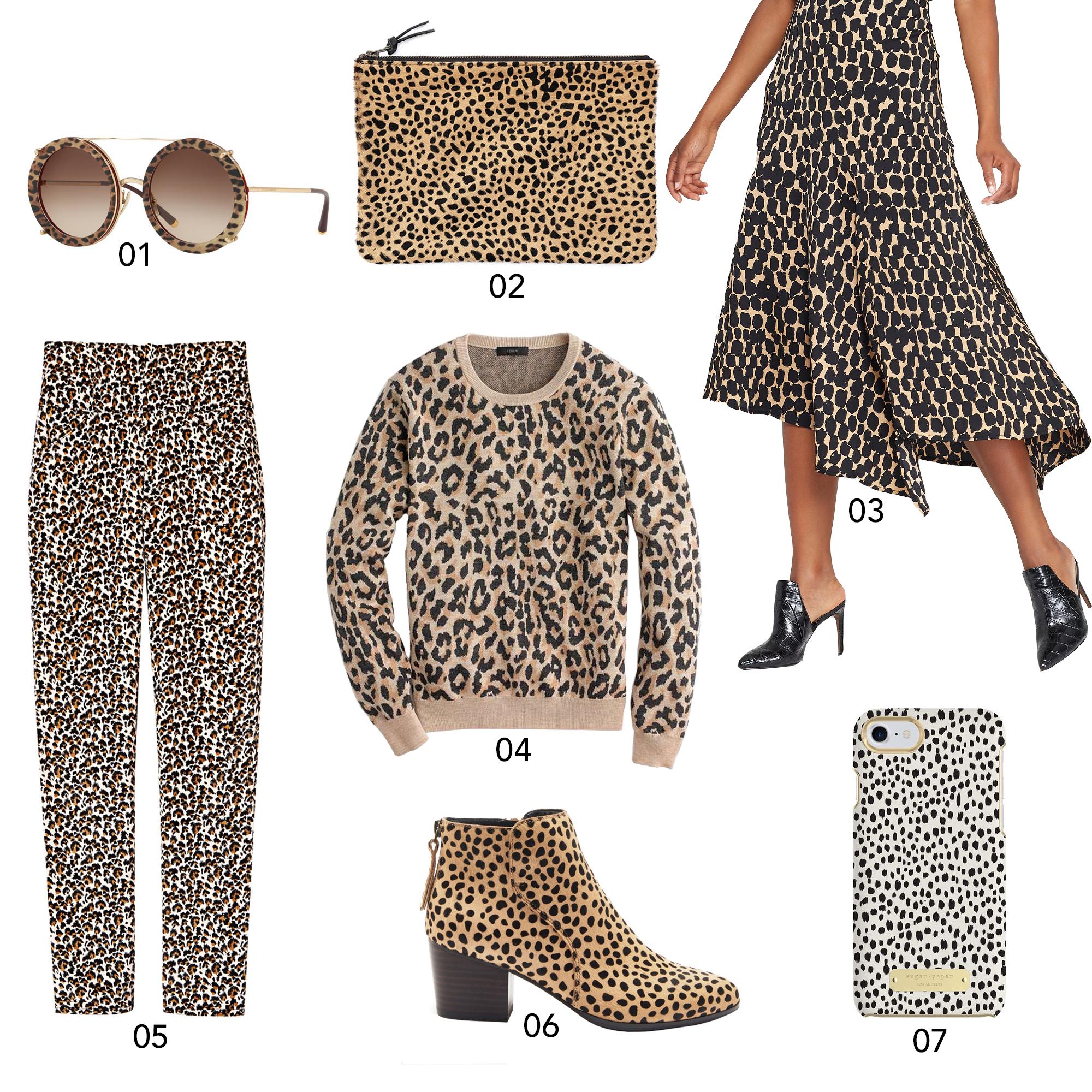Fall Fashion: Leopard Print | Design Confetti