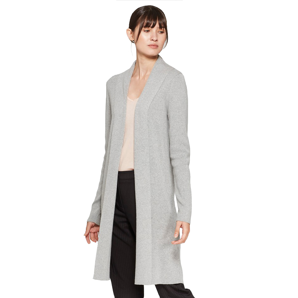 Women's Long Sleeve Cardigan, Target, $34.99 -